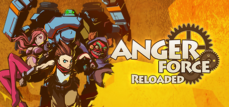 AngerForce: Reloaded on Steam