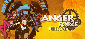 AngerForce: Reloaded cover art