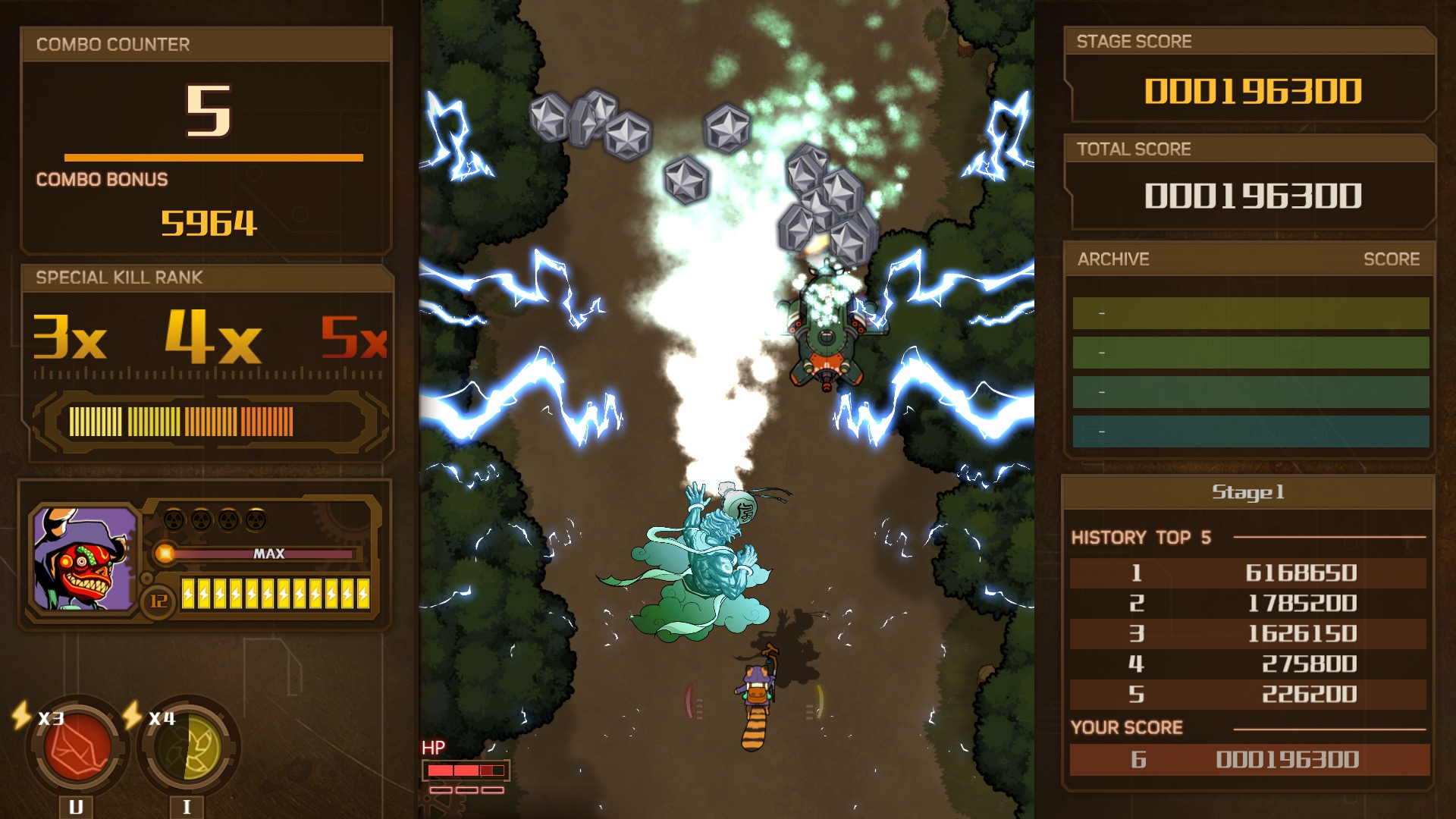 What's On Steam - AngerForce: Reloaded