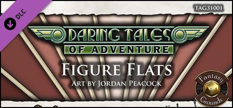 Fantasy Grounds - Daring Tales of Adventure Figure Flats (Token Pack)
