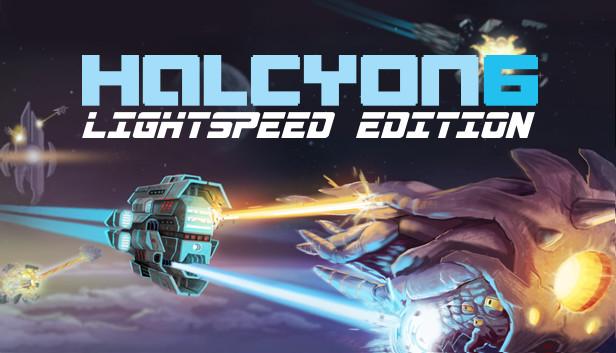 Halcyon 6: Lightspeed Edition
