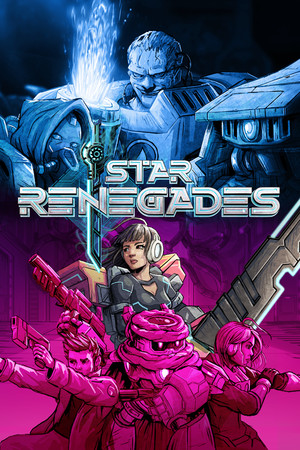 Star Renegades poster image on Steam Backlog