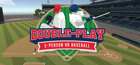 Teaser image for Double Play: 2-Player VR Baseball