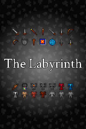 The Labyrinth poster image on Steam Backlog