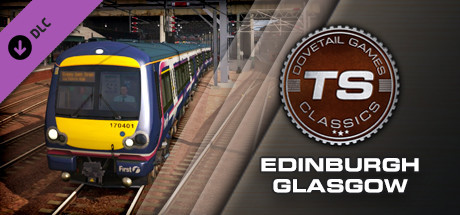 Купить Train Simulator: Edinburgh-Glasgow Route Add-On (DLC)