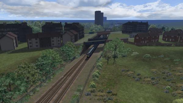 Train Simulator: Edinburgh-Glasgow Route Add-On (DLC)