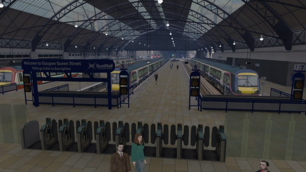 Train Simulator: Edinburgh-Glasgow Route Add-On (DLC)