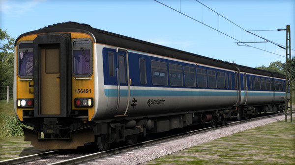 скриншот Class 156 Loco Add-On 4