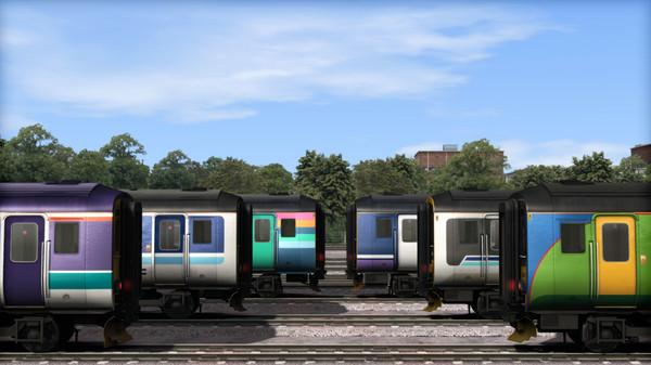 скриншот Class 156 Loco Add-On 3