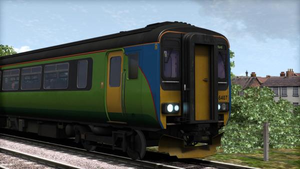 скриншот Class 156 Loco Add-On 2