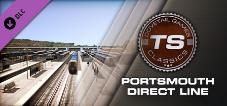 Купить Train Simulator: Portsmouth Direct Line Route Add-On (DLC)