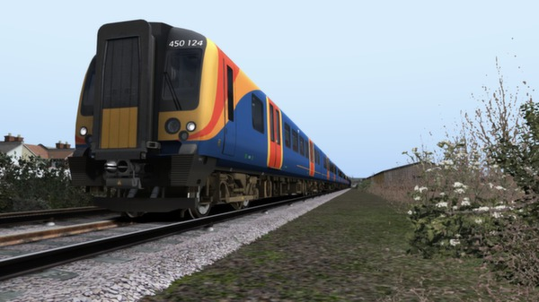 Train Simulator: Portsmouth Direct Line Route Add-On (DLC)