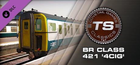 BR Class 421 '4CIG' Loco Add-On