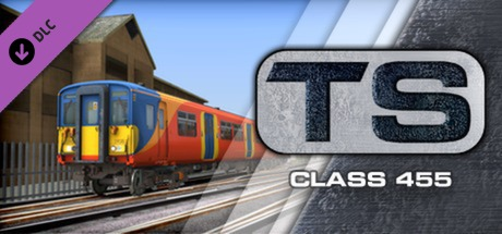 Купить Train Simulator: Class 455 EMU Add-On (DLC)