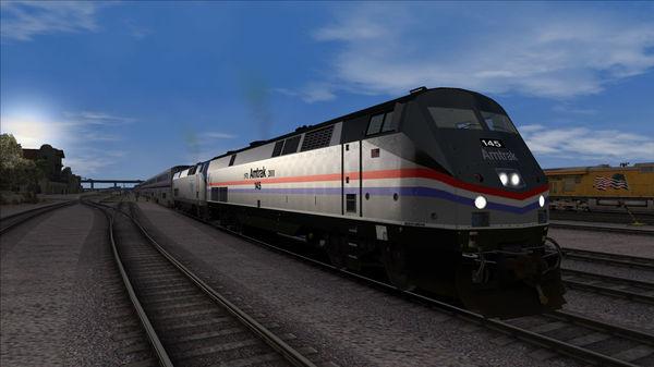 скриншот Railworks 2 P42DC Genesis 2