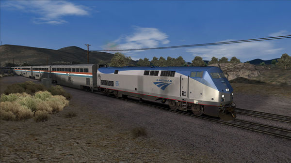 скриншот Railworks 2 P42DC Genesis 0