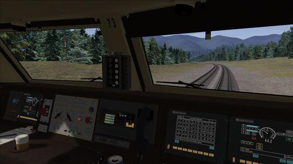 скриншот Railworks 2 P42DC Genesis 1