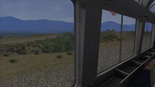 скриншот Railworks 2 P42DC Genesis 3