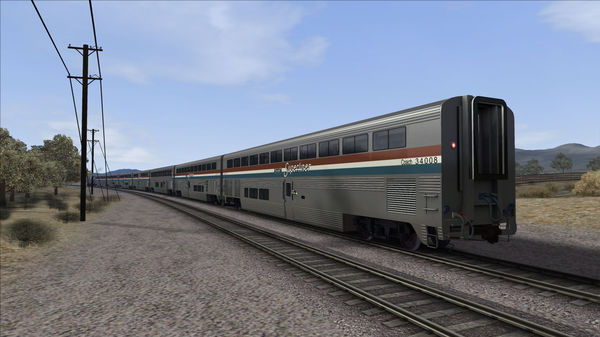 скриншот Railworks 2 P42DC Genesis 4