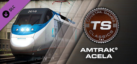 Купить Train Simulator: Amtrak Acela Express EMU Add-On (DLC)