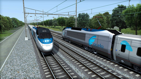 Train Simulator: Amtrak Acela Express EMU Add-On (DLC)