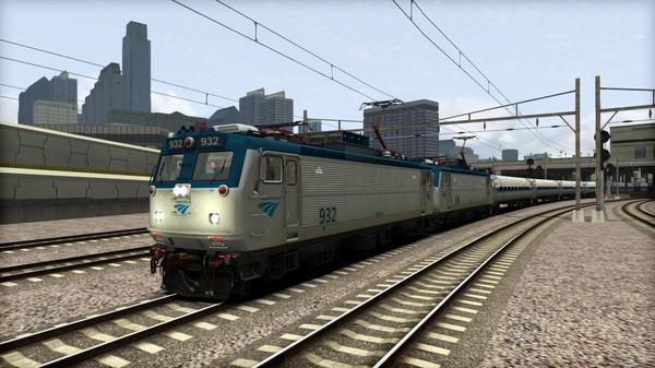 Train Simulator: Northeast Corridor: New York - Philadelphia Route Add-On (DLC)