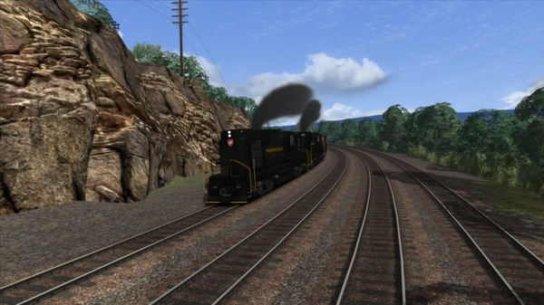 Train Simulator: Horseshoe Curve Route Add-On (DLC)