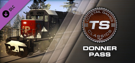 Купить Train Simulator: Donner Pass: Southern Pacific Route Add-On (DLC)
