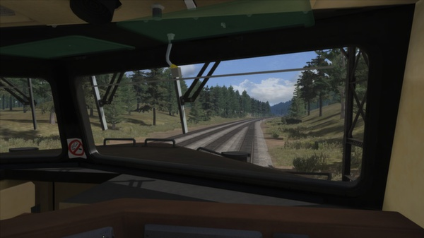 Train Simulator: Donner Pass: Southern Pacific Route Add-On (DLC)