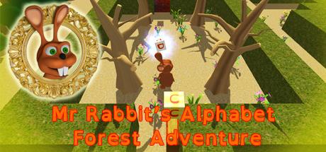 Mr Rabbit's Alphabet Forest Adventure title thumbnail