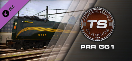Купить Train Simulator: PRR GG1 Loco Add-On (DLC)
