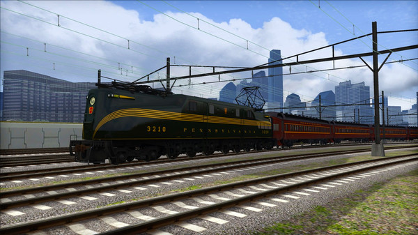 Train Simulator: PRR GG1 Loco Add-On (DLC)