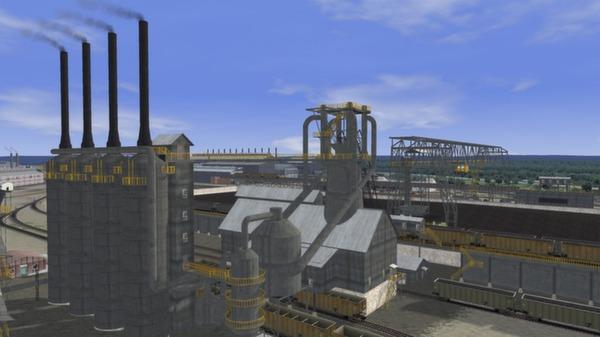 скриншот Ohio Steel 2 Route Add-On 1