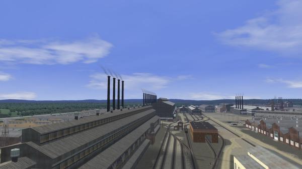 скриншот Ohio Steel 2 Route Add-On 4