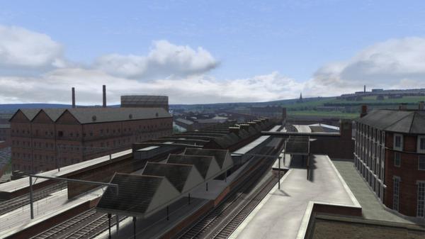 скриншот Woodhead Route Add-On 2