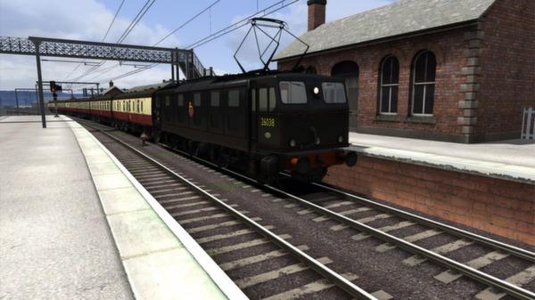 Train Simulator: Woodhead Route Add-On (DLC)