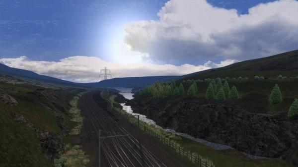 скриншот Woodhead Route Add-On 1