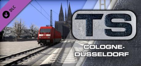 Cologne-Dusseldorf Route Add-On