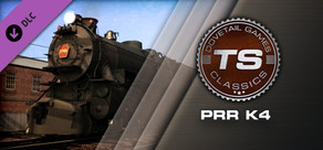 Train Simulator: PRR K4 Loco Add-On