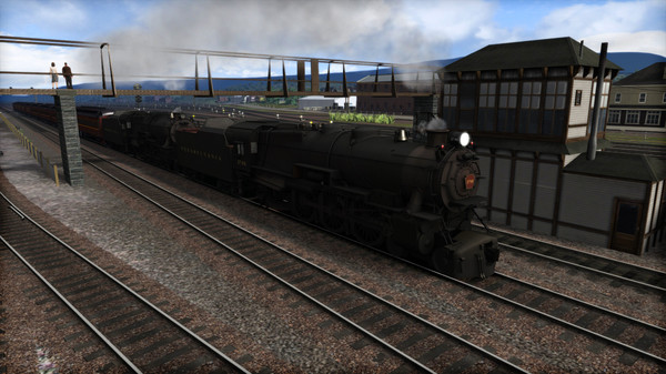 Train Simulator: PRR K4 Loco Add-On (DLC)