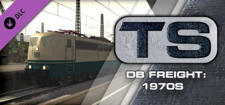 Купить Train Simulator: DB Freight: 1970s Loco Add-On (DLC)
