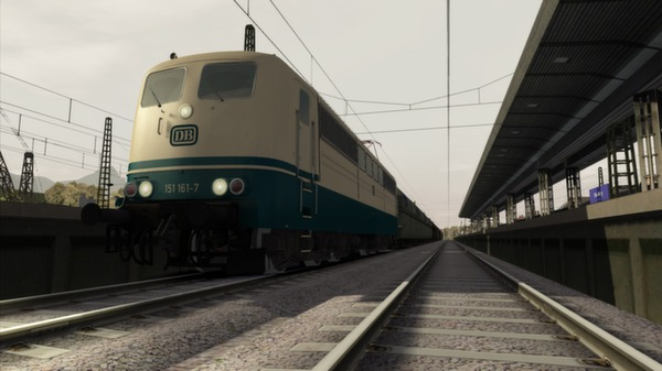 Train Simulator: DB Freight: 1970s Loco Add-On (DLC)