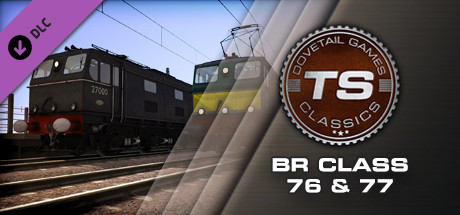Купить Train Simulator: BR Class 76 & 77 Loco Add-On (DLC)