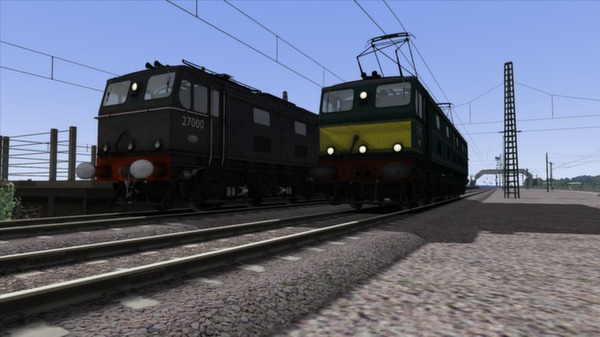 скриншот BR Class 76 & 77 Loco Add-On 0