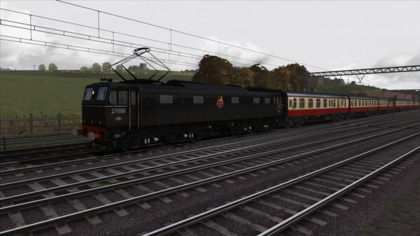 скриншот BR Class 76 & 77 Loco Add-On 5