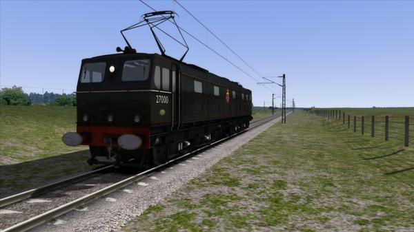 скриншот BR Class 76 & 77 Loco Add-On 1