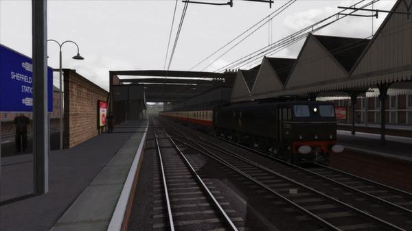 скриншот BR Class 76 & 77 Loco Add-On 3