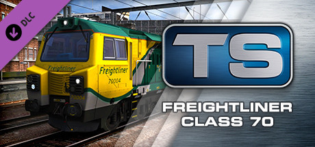 Купить Train Simulator: Freightliner Class 70 Loco Add-On (DLC)