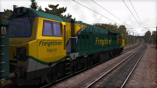 Train Simulator: Freightliner Class 70 Loco Add-On (DLC)