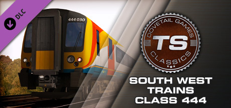 Купить Train Simulator: South West Trains Class 444 EMU Add-On (DLC)